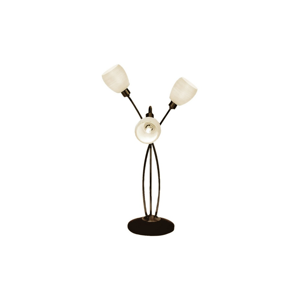 88461 Davoli 3 Light Table Lamp Lighting From The Home Lighting