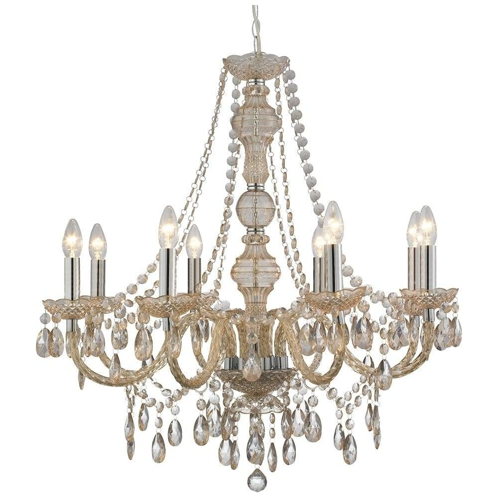 Searchlight 8888 8mi marie therese 8 light mink coloured chandelier 8888 8mi marie therese 8 light mink coloured chandelier aloadofball Image collections