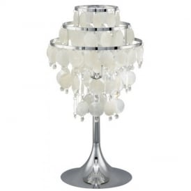90035 Chipsy Single Chrome Table Lamp
