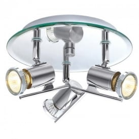 90686 Tamara 3 Light Bathroom Spotlight