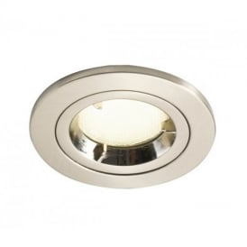 ACE2045/11GU Ace Satin Chrome Fire Rated Low Energy Downlighter
