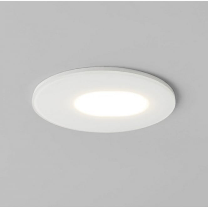 Astro Lighting Adjustable Bathroom Downlight In White Finish MAYFAIR 5744