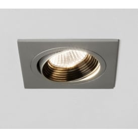 Adjustable Downlight In Anodised Aluminium Finish APRILIA SQUARE 5694