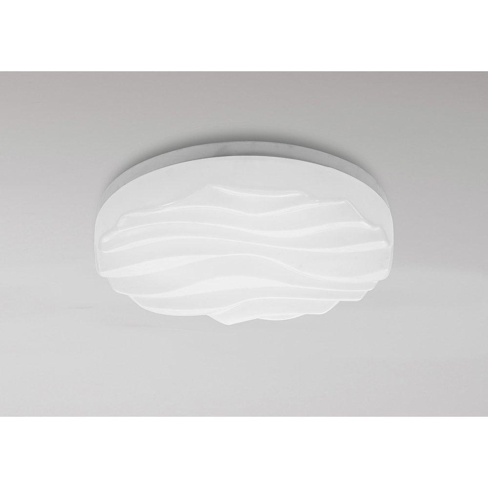 Arena Vision Lights: Mantra Lighting Arena Wave Like Design LED Small Round