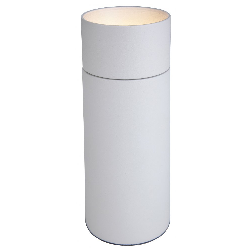 Firstlight astoria 8375wh led floor uplighter in white for Floor uplighters