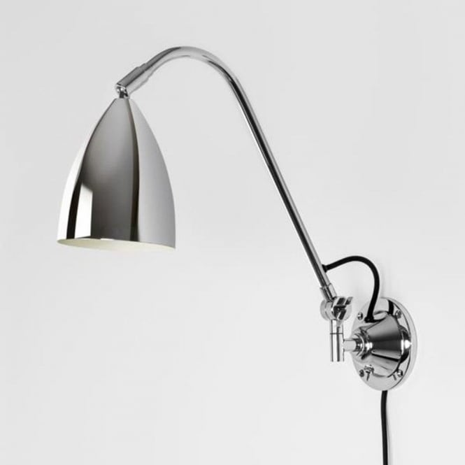 Astro Lighting Astro Joel Grande Adjustable Wall Light in Polished Chrome Finish 7250