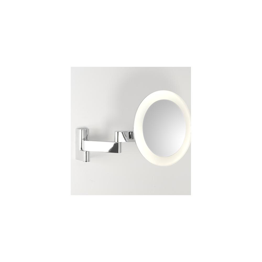 Astro Lighting 0760 Niimi Round Adjustable Illuminated Bathroom ...