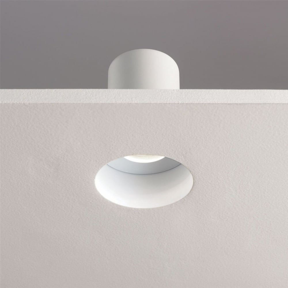 Astro lighting 5623 trimless recessed ceiling spot light in white 5623 trimless recessed ceiling spot light in white aloadofball