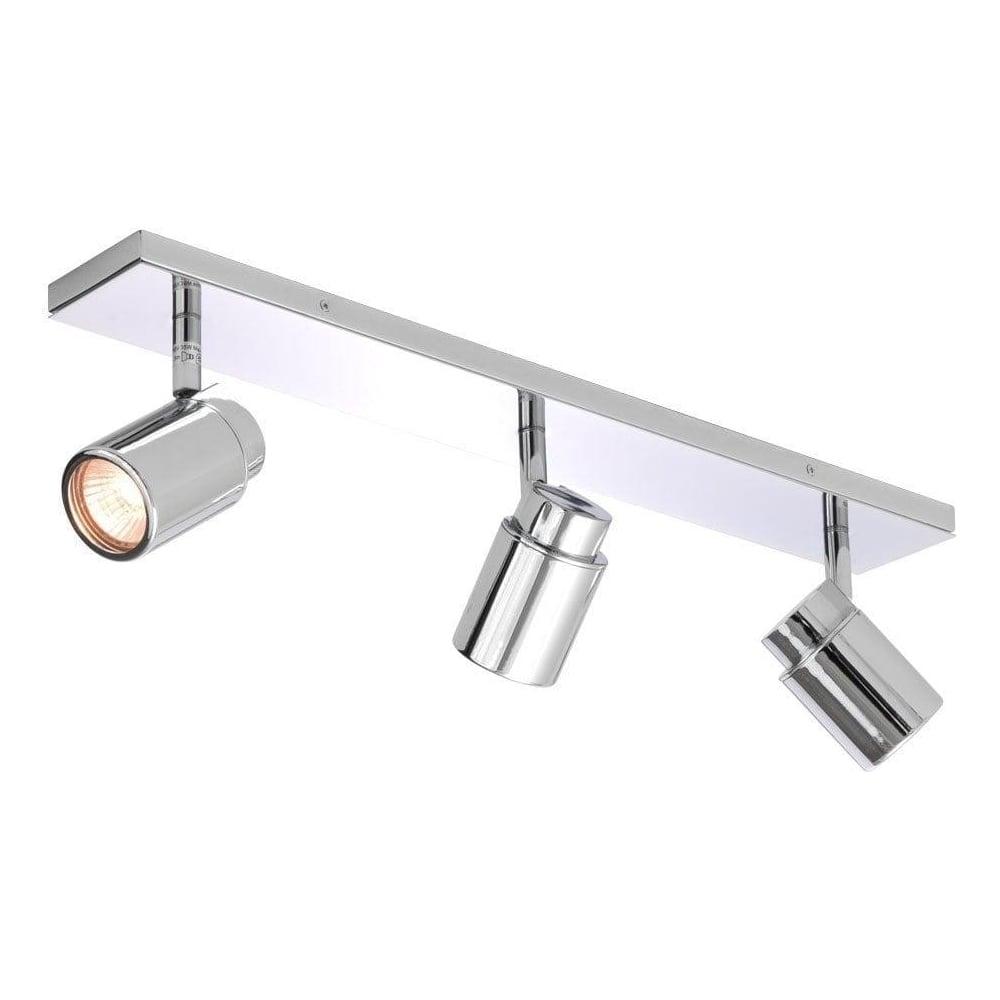Astro Lighting Como Triple Bathroom Bar Mounted Spotlights - Bathroom spot lights