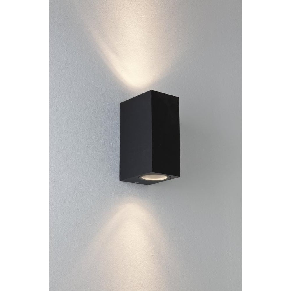Astro lighting 7128 chios 150 exterior wall light in black 7128 chios 150 exterior wall light in black aloadofball Gallery