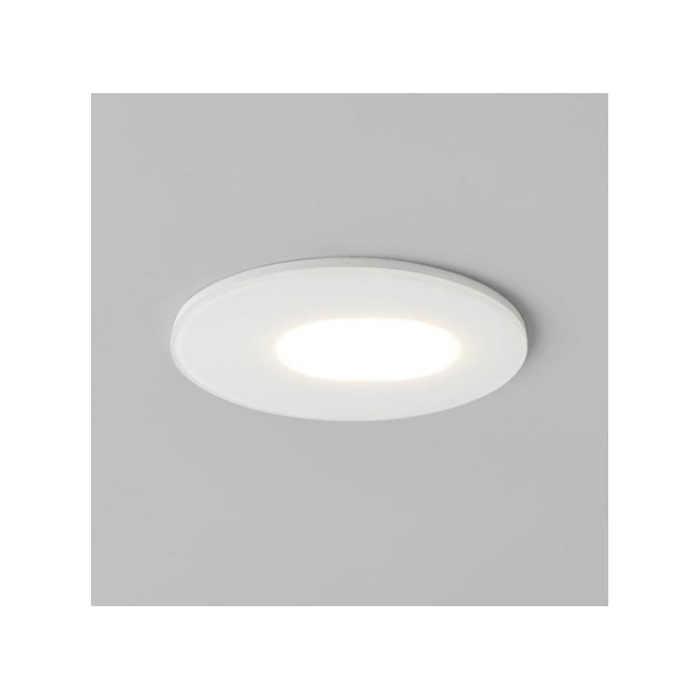 Adjustable Bathroom Downlight In White Finish MAYFAIR 5744