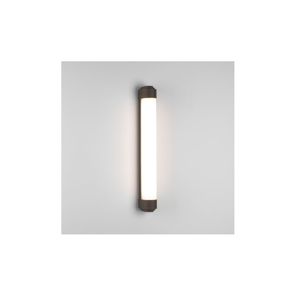 Astro Lighting Belgravia Modern Bathroom LED Wall Light In Bronze ...