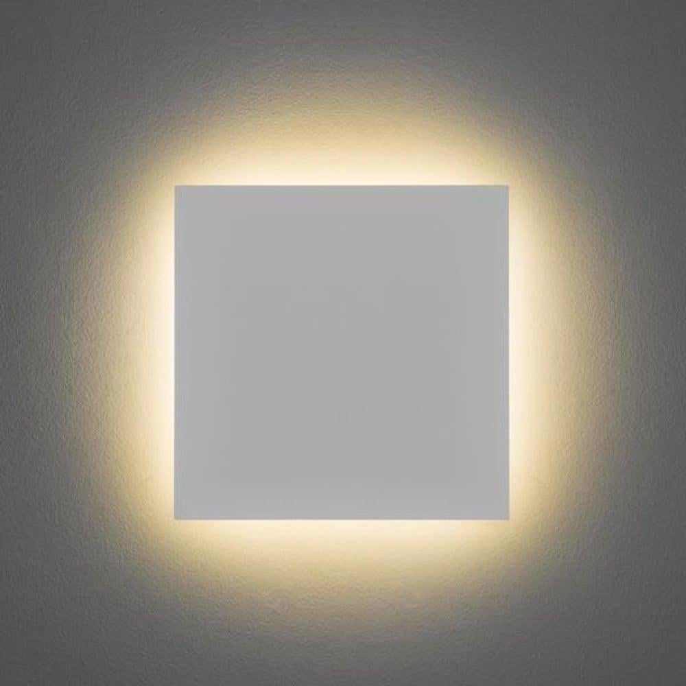 Astro lighting eclipse square 300 modern minimalist led wall light eclipse square 300 modern minimalist led wall light in plaster finish 7248 aloadofball Image collections
