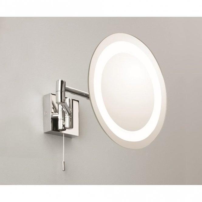 Astro Lighting Genova Illuminated Magnifying Bathroom ...
