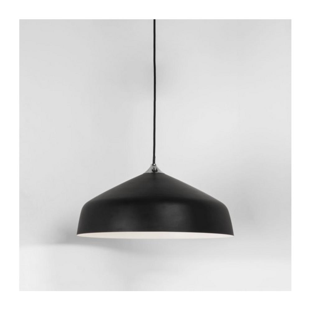 astro lighting ginestra metal ceiling pendant light black finish