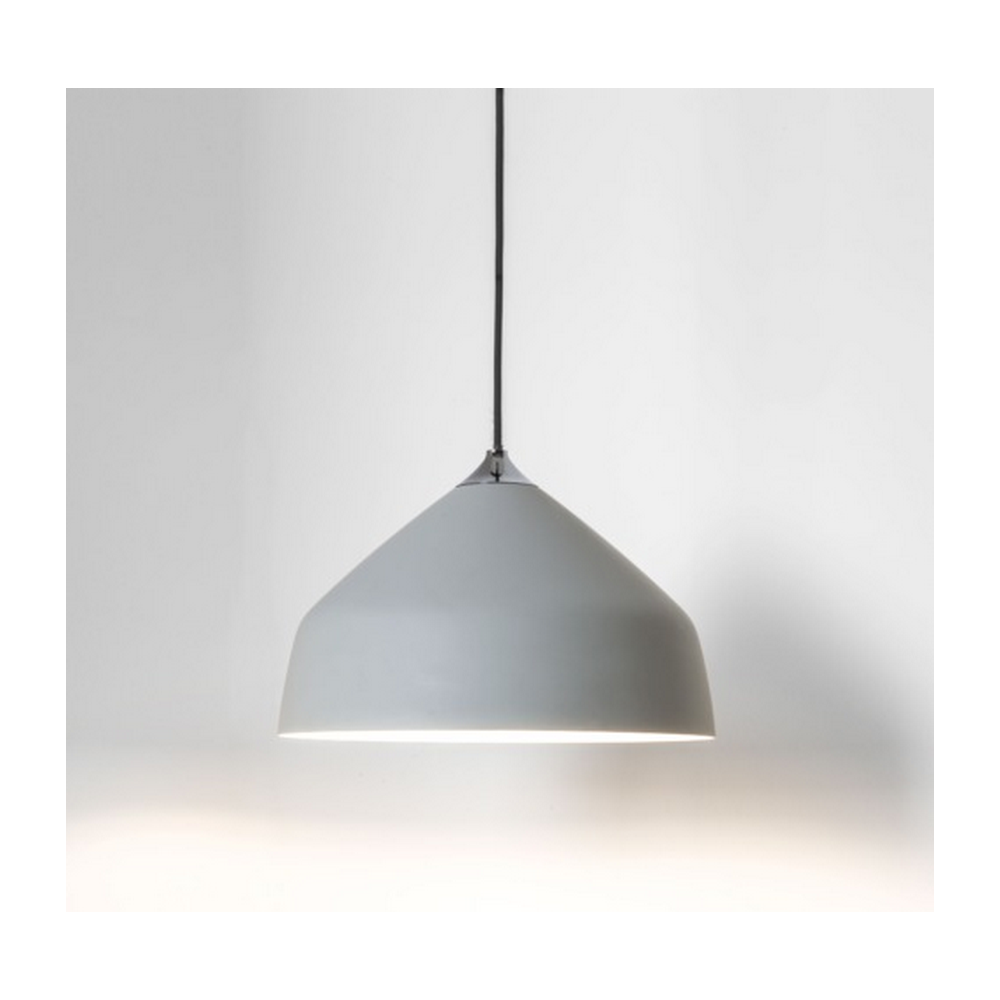 ginestra metal ceiling pendant light grey finish . astro lighting ginestra metal ceiling pendant light grey finish