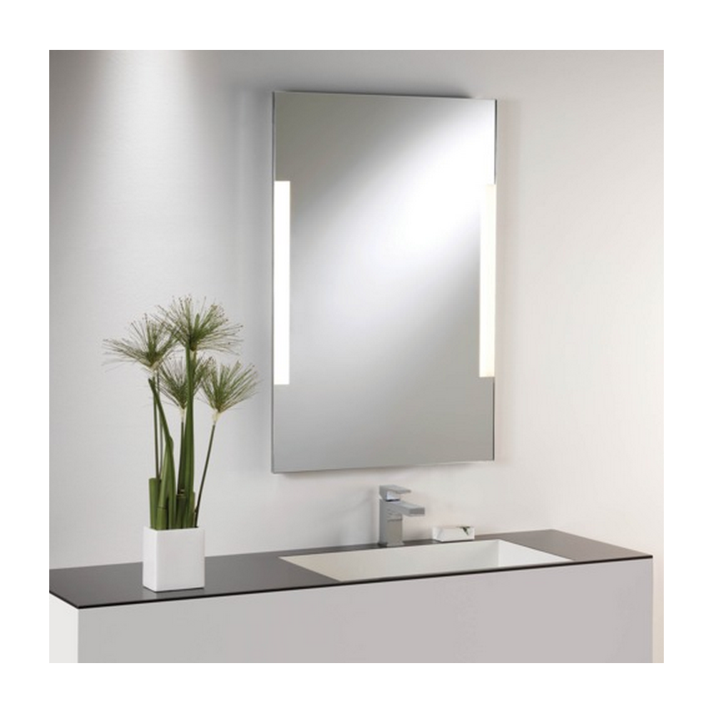 Astro Lighting Imola Illuminated Bathroom Mirror In Polished Chrome ...