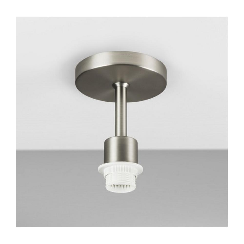 Astro lighting matt nickel semi flush ceiling light with black shade matt nickel semi flush ceiling light with black shade 7461 4157 aloadofball Choice Image