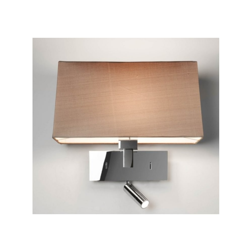 Astro lighting reading wall light bracket in polished chrome finish reading wall light bracket in polished chrome finish park lane reader 7467 aloadofball Image collections