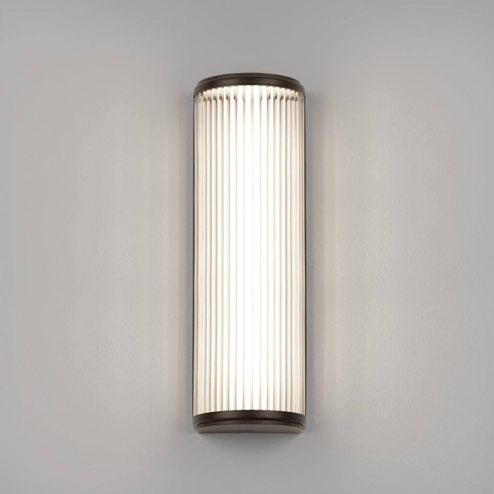Astro Lighting Versailles 400 Bathroom LED Wall Light In Bronze ...