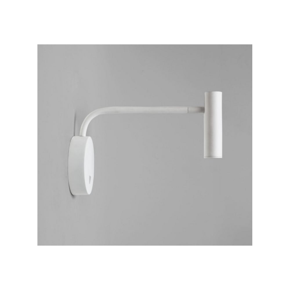 Astro lighting wall reading light led in white finish enna wall 7588 wall reading light led in white finish enna wall 7588 mozeypictures Choice Image