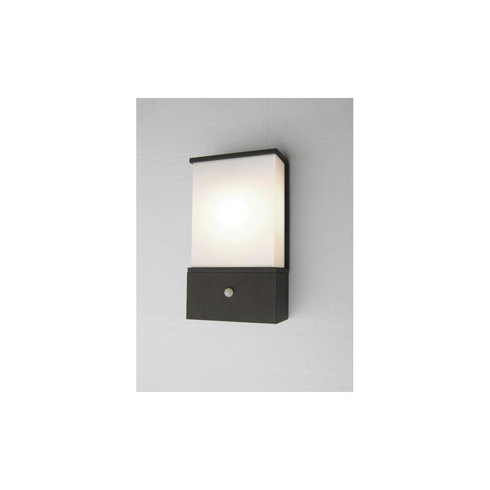 Low Energy Exterior Wall Lights : AZ/LE6 PIR Azure exterior low energy wall light with PIR, IP44 - Lighting from The Home Lighting ...