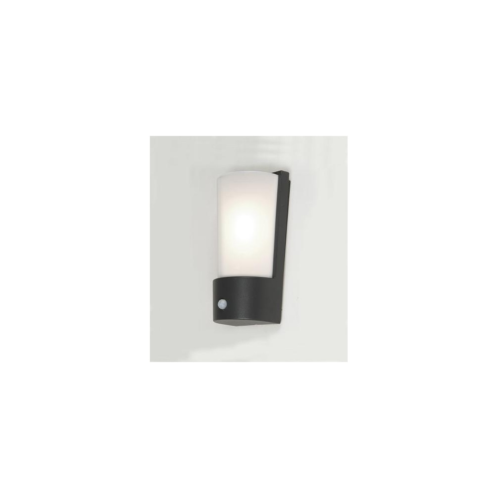 Elstead AZ/LE7 Azure exterior low energy PIR wall light IP44 - Lighting from The Home Lighting ...