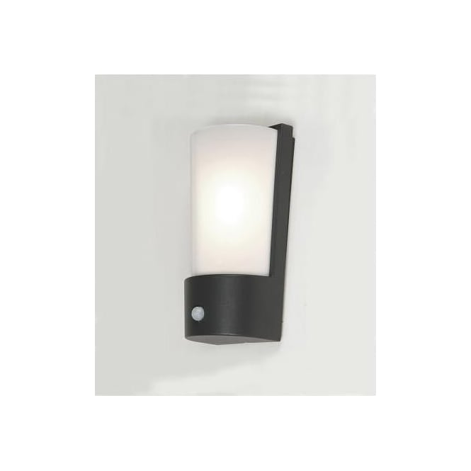 Low Energy Exterior Wall Lights : Elstead AZ/LE7 Azure exterior low energy PIR wall light IP44 - Lighting from The Home Lighting ...