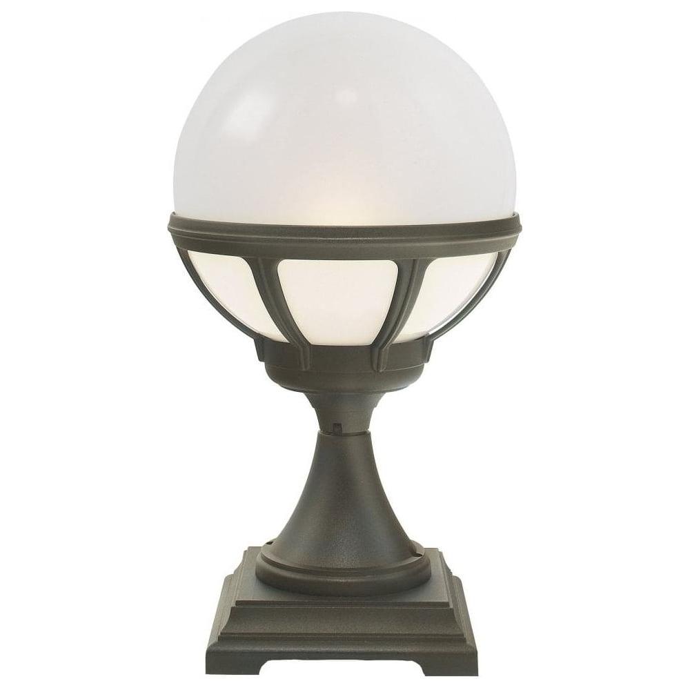 Norlys Lighting B3 Bologna Exterior Pedestal Lantern IP43 Lighting From Th