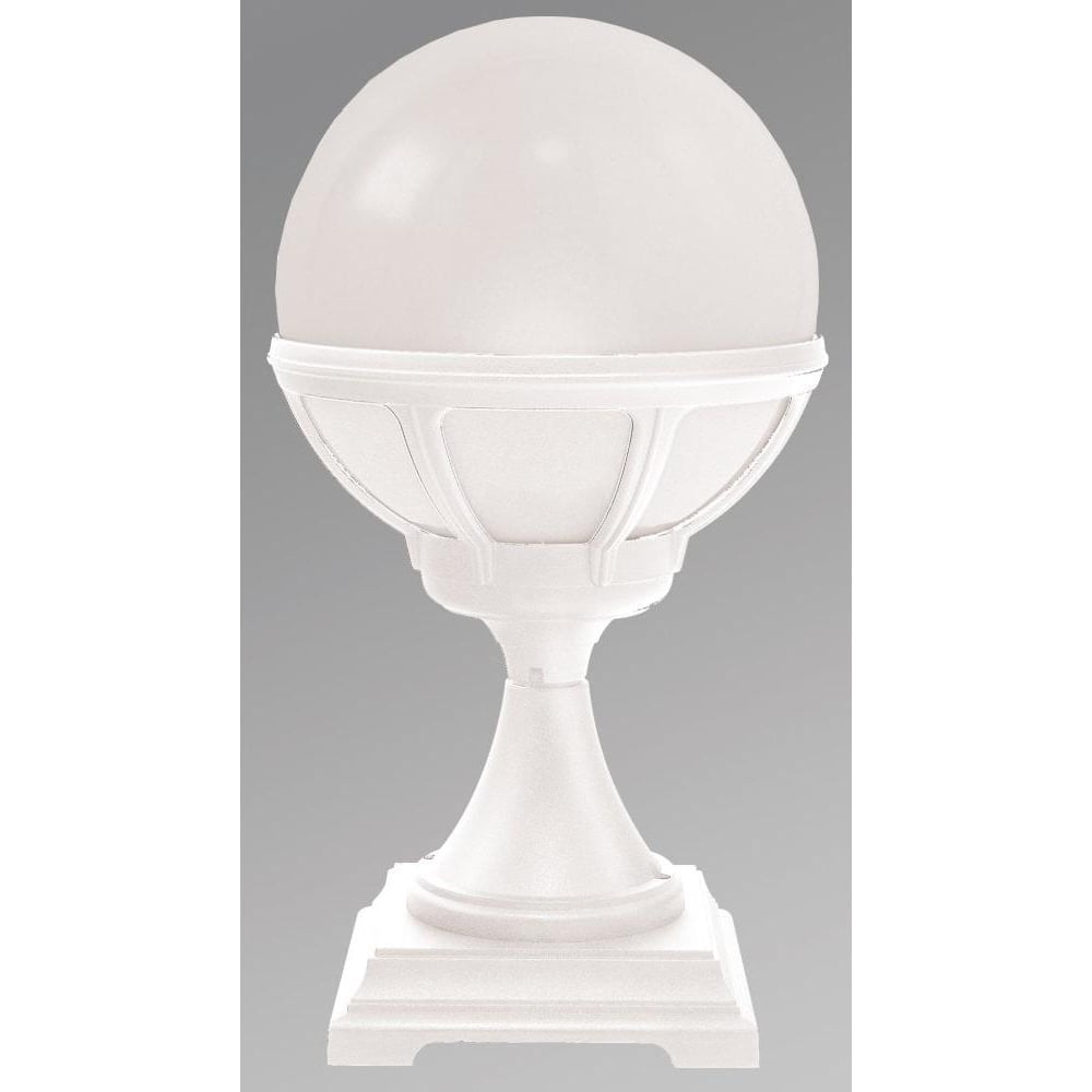 Norlys Lighting B3 Bologna Exterior Pedestal Lantern IP43 Norlys Lighting