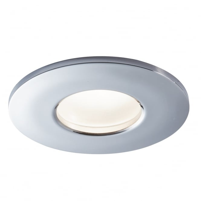 Searchlight Bathroom LED Shower Downlight In Chrome Finish IP65 903CC