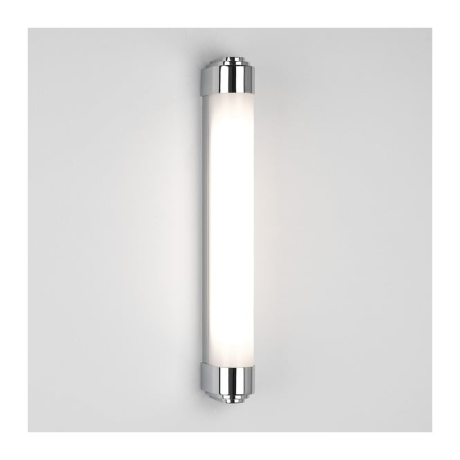 Astro Lighting Belgravia Modern Bathroom LED Wall Light In Polished Chrome Finish 8044