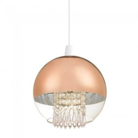 Boston Non Electric Glass Ceiling Pendant Light NE-BOSTON-CO