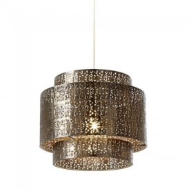 Bramham Non Electric Ceiling Pendant Light in Bronze Finish NE-BRAMHAM-BZ