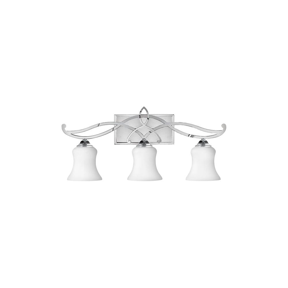 Chrome Bathroom Lights Above Mirror - Vanity Mirror Ideas
