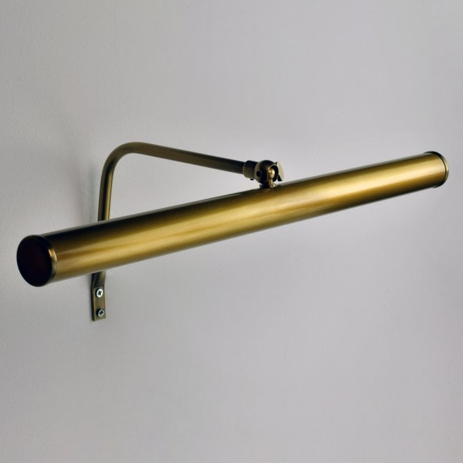 Cambridge Picture Light Antique Brass - Various Sizes