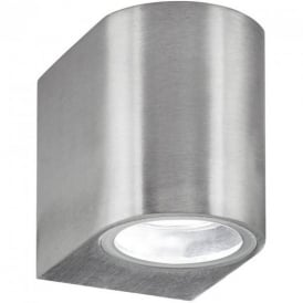 Cast Aluminium And Glass Outdoor And Porch Downlight IP44 - 8008-1SS