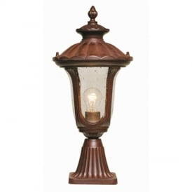 CC3/S Chicago Small Pedestal Exterior Lantern IP44