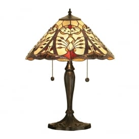 Chatelet Tiffany Medium Table Lamp In Art Nouveau Style 64007
