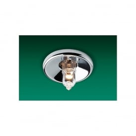 Contemporary Low Voltage Mini Downlight In Chrome Finish LV1350CH