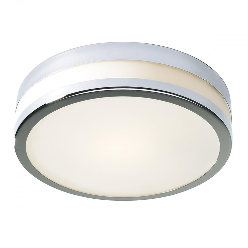Led Bathroom Centre Light dar lighting cryo led bathroom flush ceiling light with opal