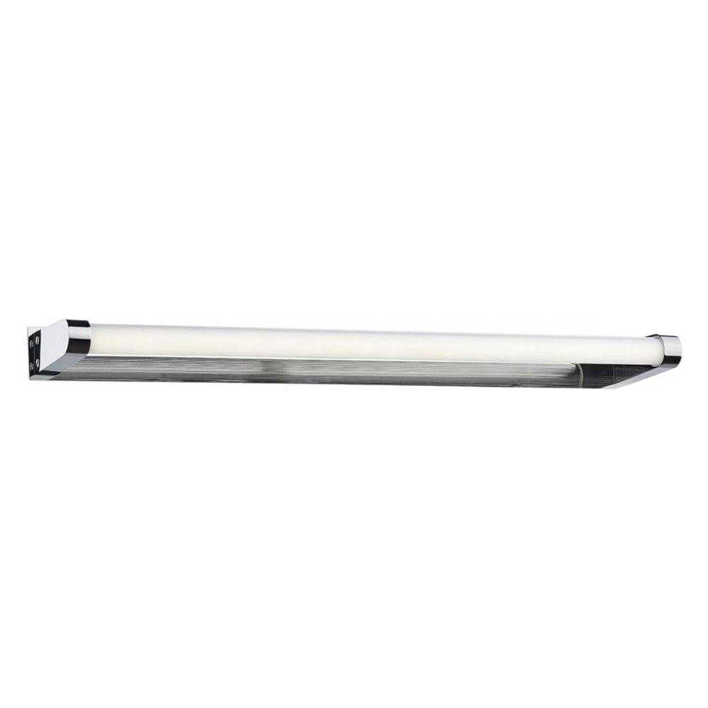 Led Bathroom Centre Light dar lighting flute polished chrome led bathroom wall light flu0750