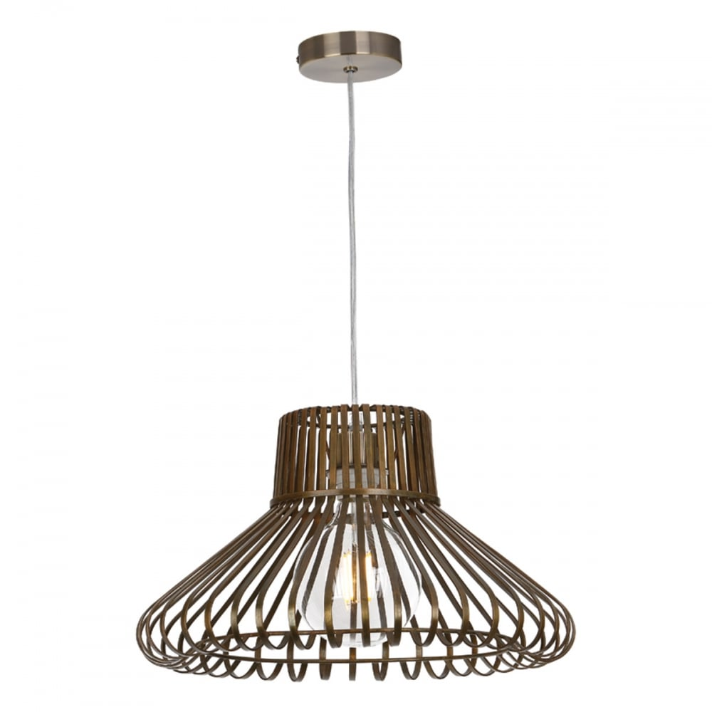 Dar lighting lugo modern easy fit ceiling pendant in antique brass lugo modern easy fit ceiling pendant in antique brass finish lug6575 aloadofball Image collections
