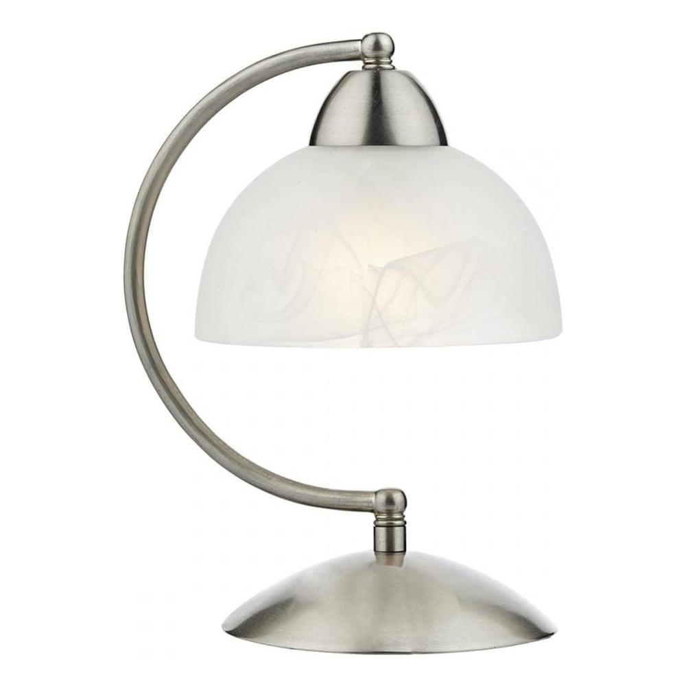 Dar lighting saxby satin chrome and glass touch table lamp sax4046 saxby satin chrome and glass touch table lamp sax4046 aloadofball Images
