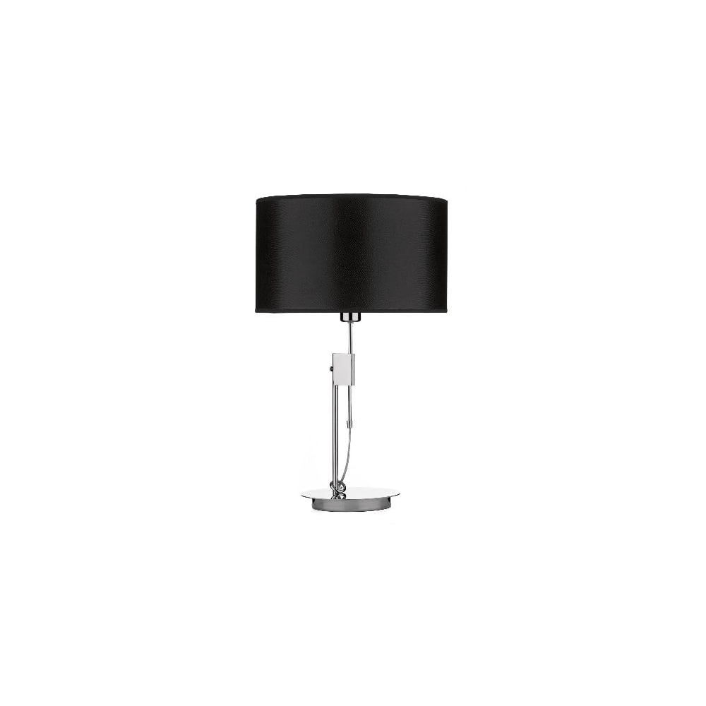 Dar lighting sor4050 sorrento polished chrome table lamp lighting sor4050 sorrento polished chrome table lamp aloadofball Image collections