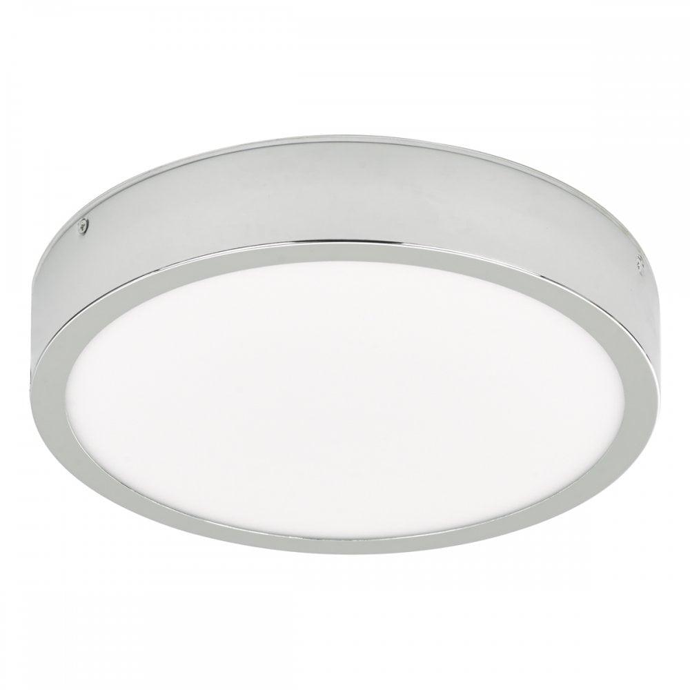 half off 49c77 857a2 Warona Bathroom LED Flush Ceiling Light With Bluetooth Speaker WAR5250