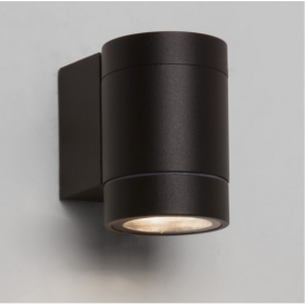 Dartmouth Single Outdoor Wall Light in Black Finish 7583