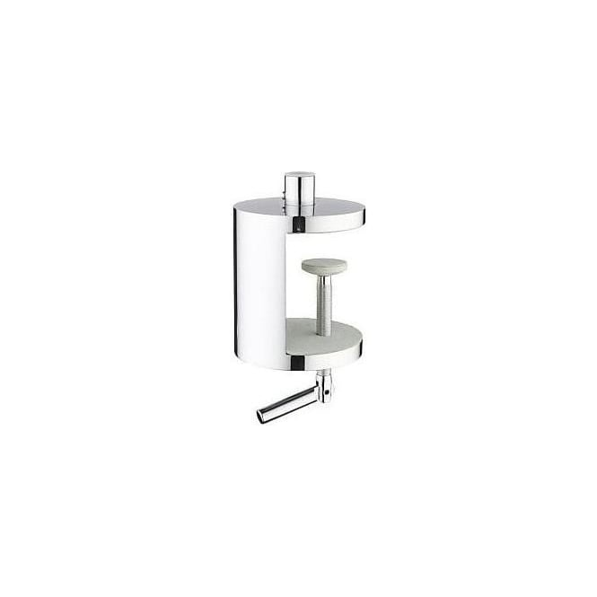 Anglepoise Desk Clamp in Brushed Aluminium for Type 75 and 1228