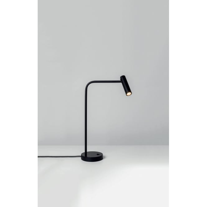 Astro Lighting Desk Lamp With Adjustable Head In Black Finish ENNA DESK 4573