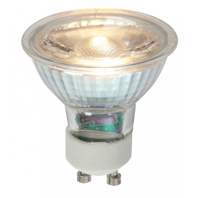 Saxby Lighting Dimmable Warm White LED GU10 5 Watt 67179